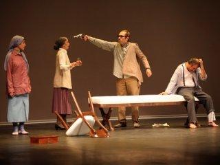 تئاتر و ارتباط. نویسنده: نرگس محبی