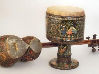 مختصري از تاريخ موسيقي ايران