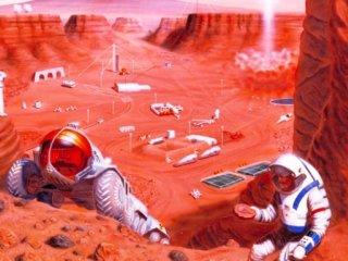 داوطلبانی از رامسر، بهترین گزینه برای سفر به مریخ هستند!!!