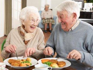 تغذیه در دوران سالمندی