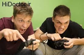 مضرات بازی آنلاین برای سلامتی کودکان و نوجوانان