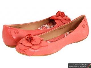 کفش نارنجی. نویسنده: مریم مظفری پور