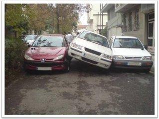 رانندگی ایرانی! چرا و به چه علت؟