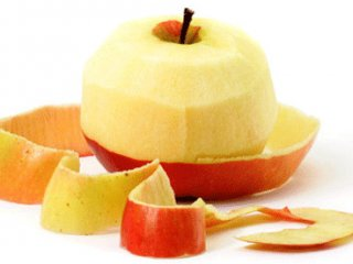 خوردن پوست این میوهها فايده دارد!