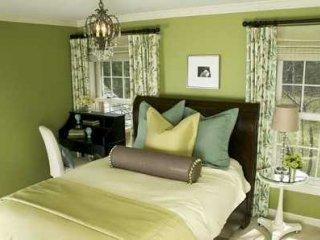 شخصیت شناسی براساس رنگ اتاق خواب