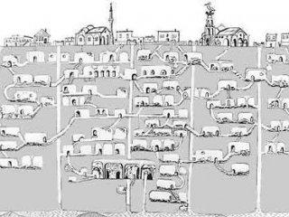 شهر زیرزمینی زرتشتیان. نویسنده: رحیمه زرگر