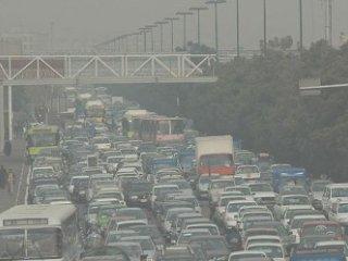 ترافیک رانندگی و آلودگی هوا. نویسنده: سید فخرالدین شبیری