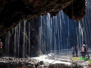 باران کوه