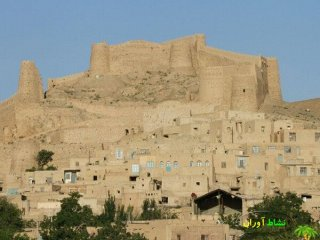قلعه فورگ خراسان جنوبی
