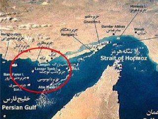 جزایر ایرانی خلیج فارس