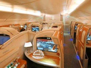 سفری رویایی با کابین فرست کلاس هواپیماهای مسافربری لوکس جهان!