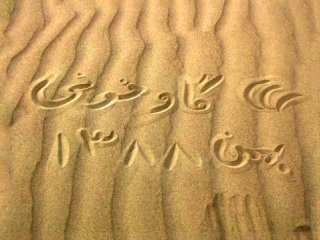 گاوخونی ربطی به گاو و خون ندارد. نویسنده: مرجان حاجی رحیمی