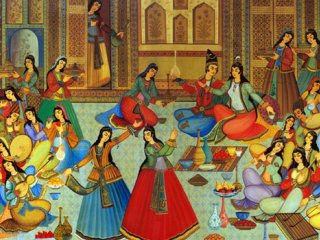 جايگاه زن نزد ايرانيان باستان.