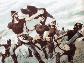 نقش ایرانیان در تغییر خلافت اموی. نویسنده: زهیر صیامیان