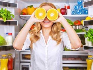 نقش تغذیه در سلامت چشم.