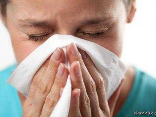 چند راه ساده و خانگی برای درمان سرماخوردگی.