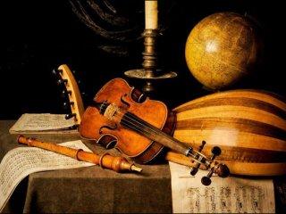 موسیقی.