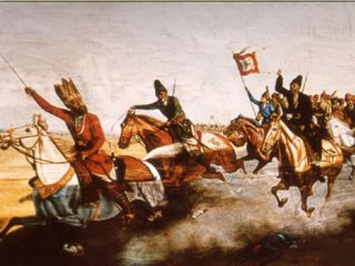 جنگ کرنال نبرد نادرشاه برای تصرف هندوستان.