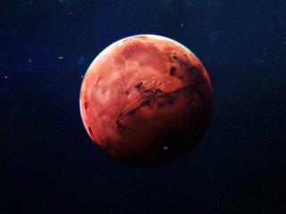 ۷ شگفتی سیاره مریخ