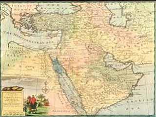 مرزهاي ايران در دوران صفويه و افشاريه از كجا تا به كجا بوده است؟