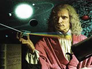 زندگی نامه اسحاق نیوتون.
