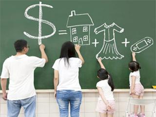 چهارخطای مالی رایج در خانواده های جوان!