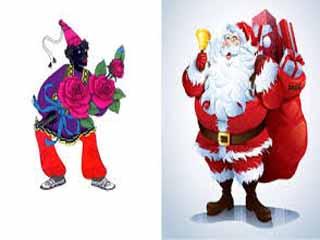 آیا بابانوئل «بخشنده» است و حاجیفیروز «گدا»؟! نویسنده: بهار مختاریان