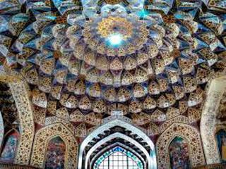 عمارت کلاه فرنگی ـ موزه پارس