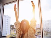 اندامی متوازن با صبح و بیدار شدن از خواب (سحرخیزباش تا لاغر شوی)