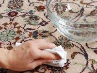 چند روش ساده و کاربردی برای از بین بردن انواع لکه روی فرش