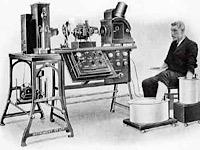 ویلیام اینتهوون، هانس برگر: قلب، مغز و الکتریسیته
