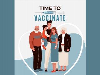 اعضای واکسینهشده و واکسینهنشدۀ خانوادهها در برابر کرونا