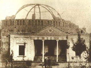 تاریخچه قدیمیترین تکیه تهران