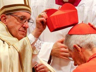 سلسله مراتب کلیسای کاتولیک رم